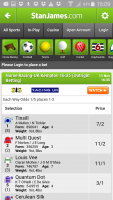 Stan james app horse racing